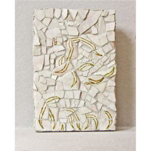 ART PIECES 1 - Recycled Ceramic Mosaic