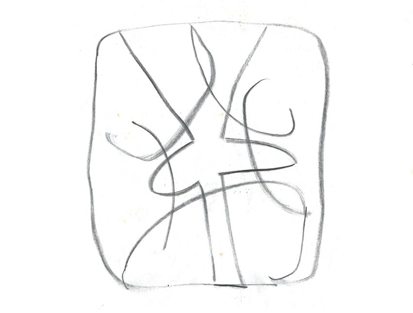 imperfetto geometrico maya