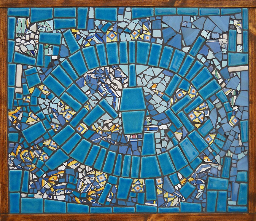 Liquid Mosaic web